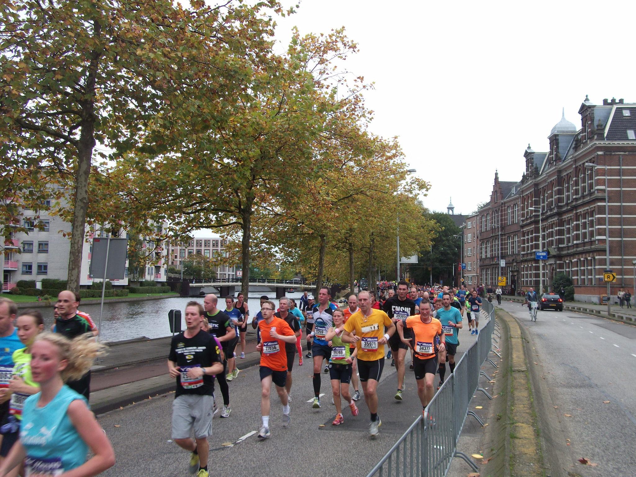 EcoSpeed Directors to run Amsterdam Half Marathon