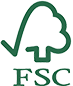 FSC Forest Stewardship Council Logo