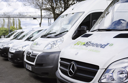 EcoSpeed Manchester Same Day Courier