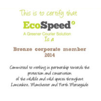 The Wildlife Trusts Bronze Corporate Member 2014