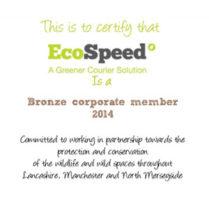 The Wildlife Trusts Bronze Corporate Member 2014
