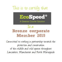 The Wildlife Trusts Bronze Corporate Member 2015