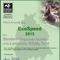 The Wildlife Trusts Standard Corporate Member 2013