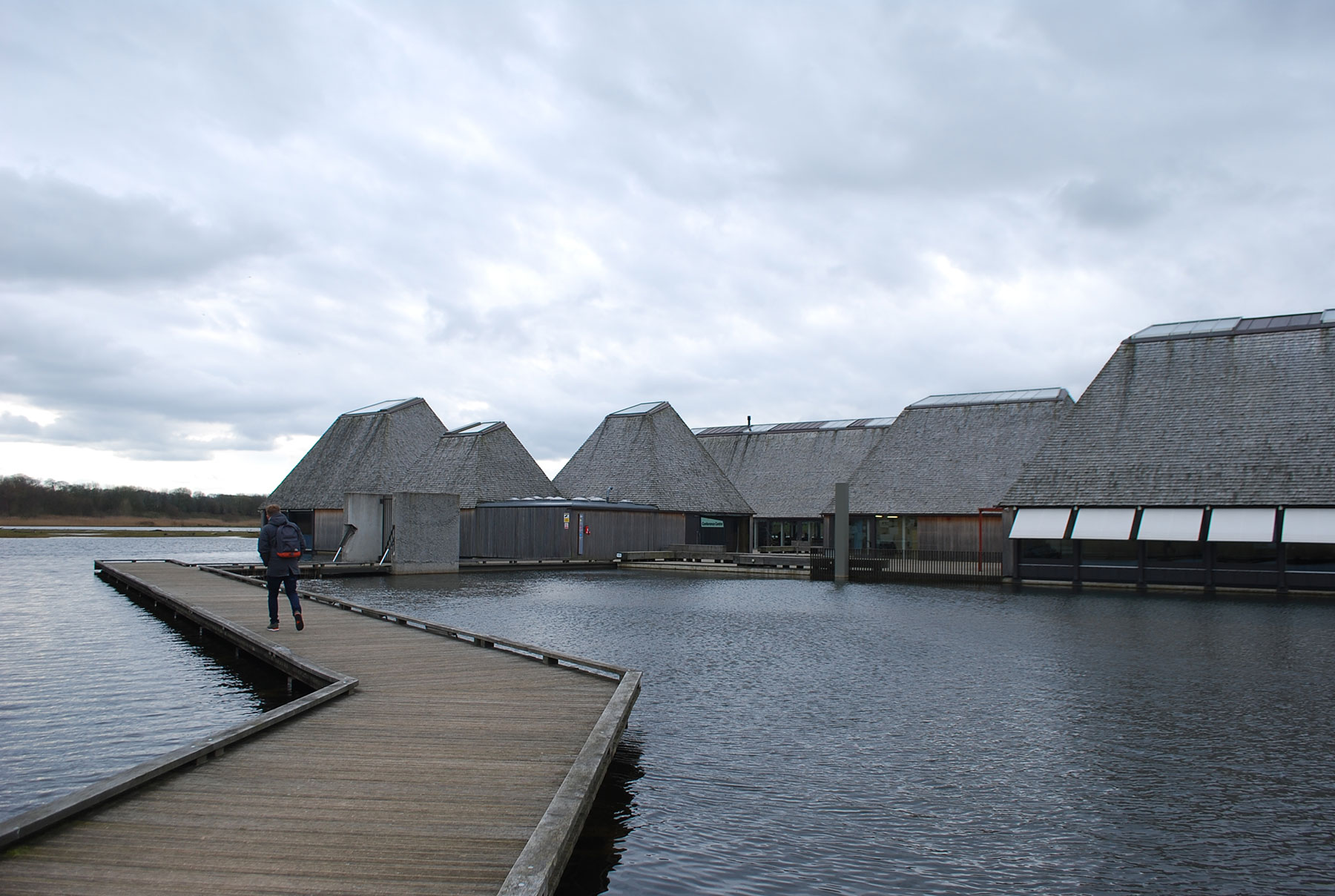 Brockhole Nature Reserve visitor centre