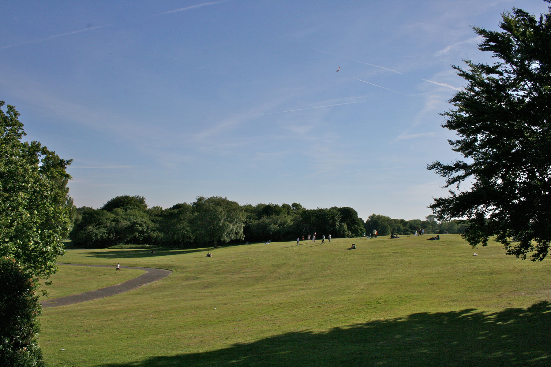 Heaton Park, Manchester
