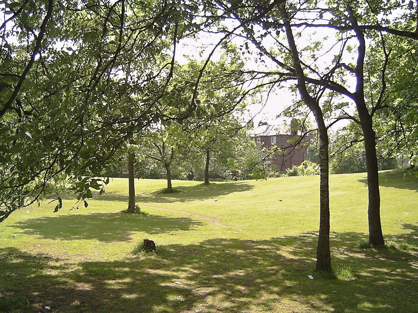 Platt Fields Park, Manchester