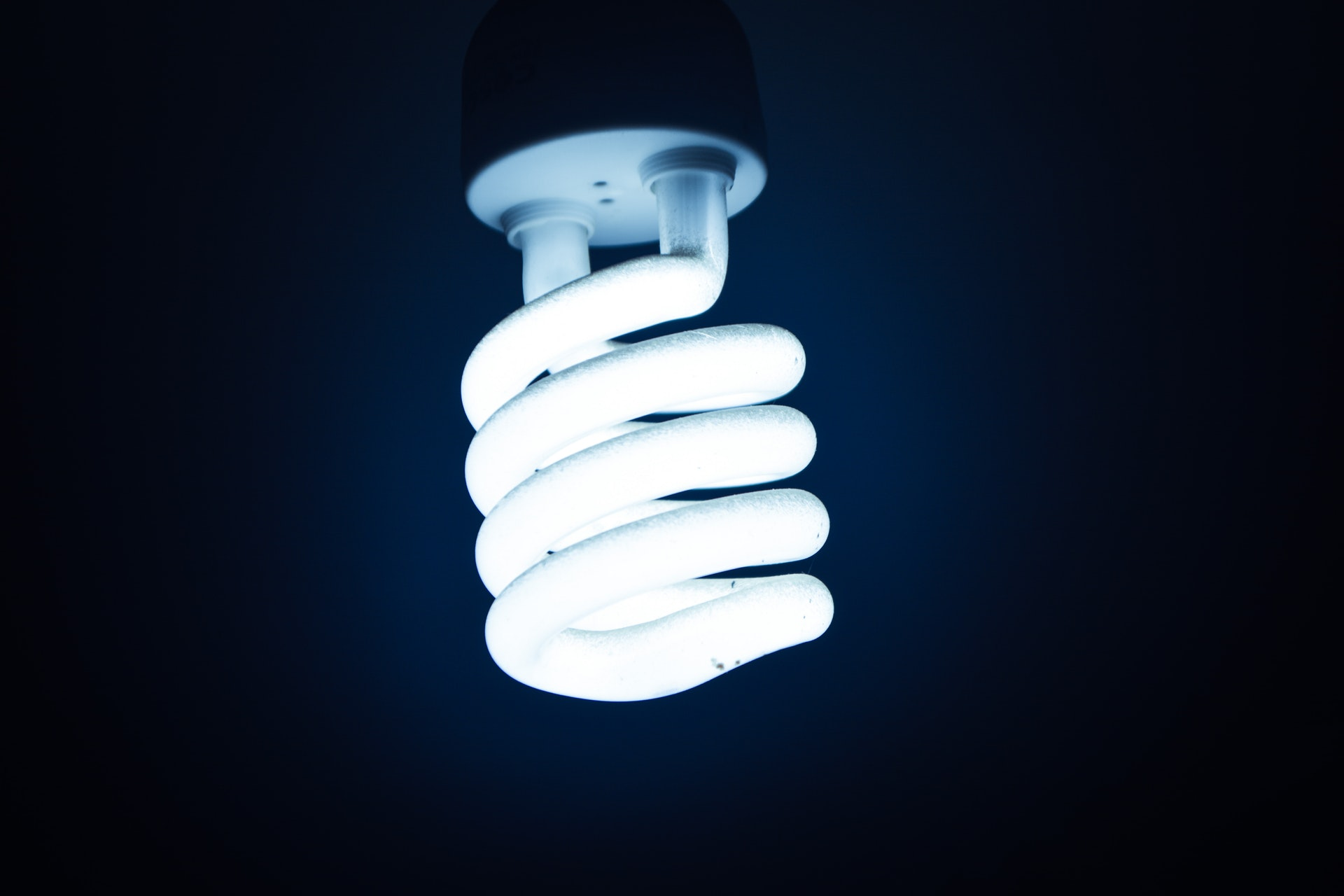 Switch to energy efficient LED bulbs
