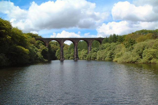 Wayoh Reservoir and Viaduct