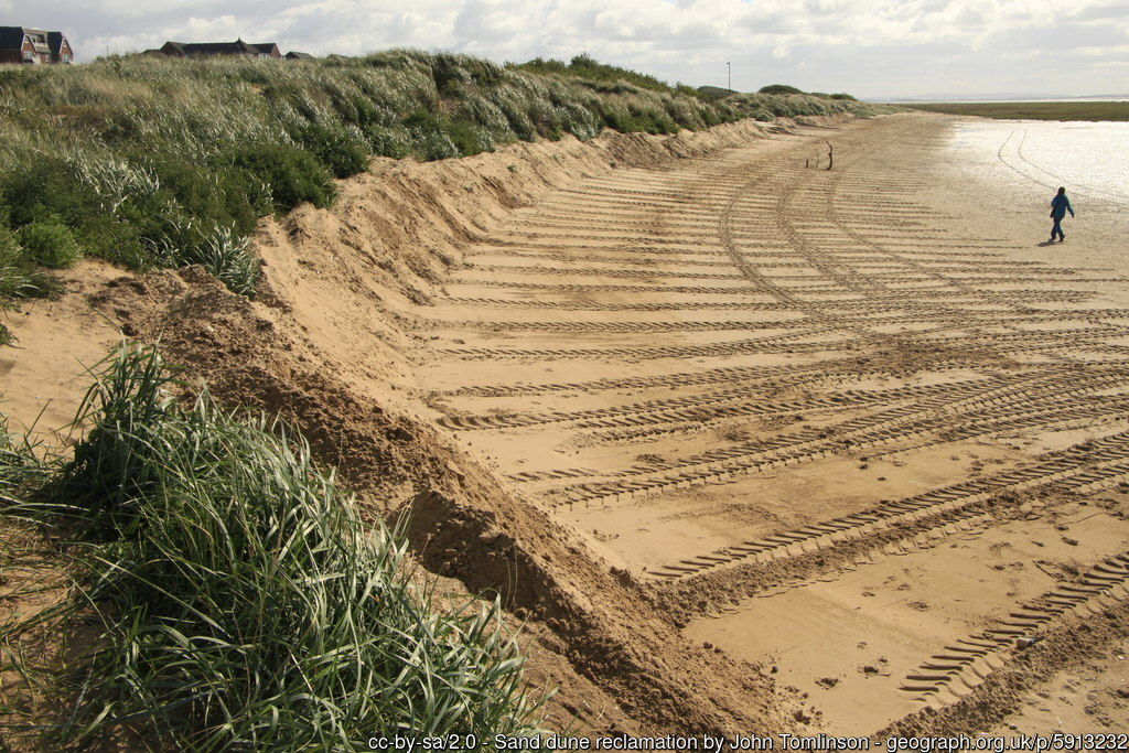 The Fylde Sand Dunes Project